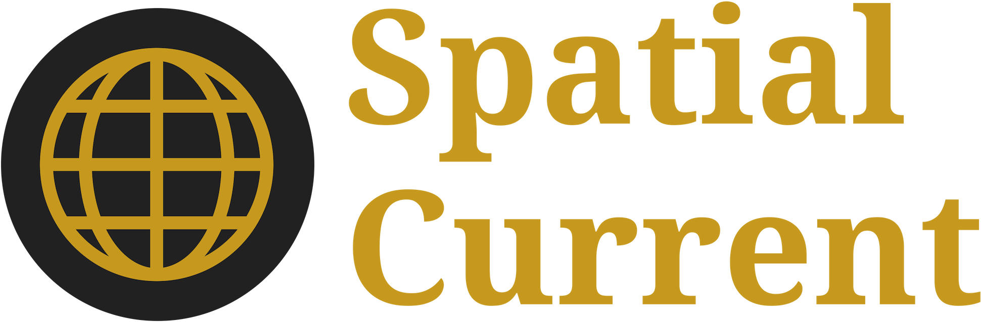 Spatial Current